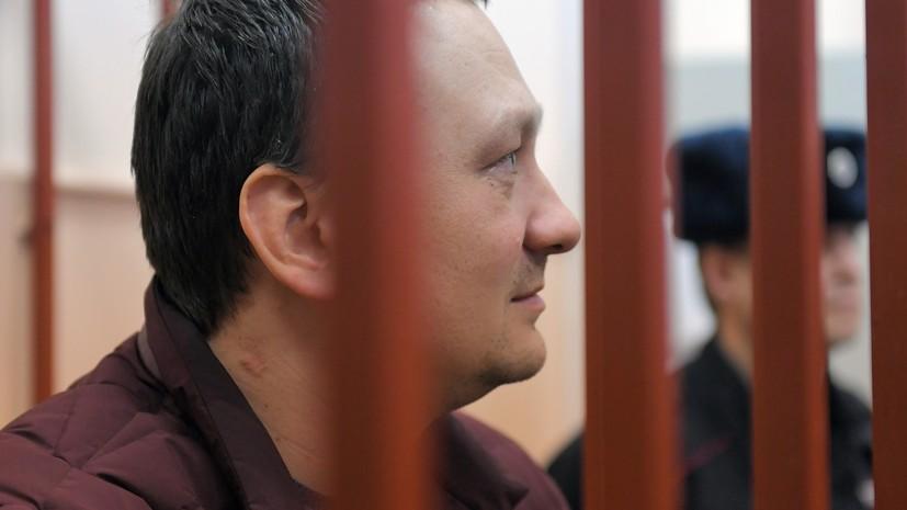 Экс-полицейский по делу Голунова пожаловался на магазин в СИЗО