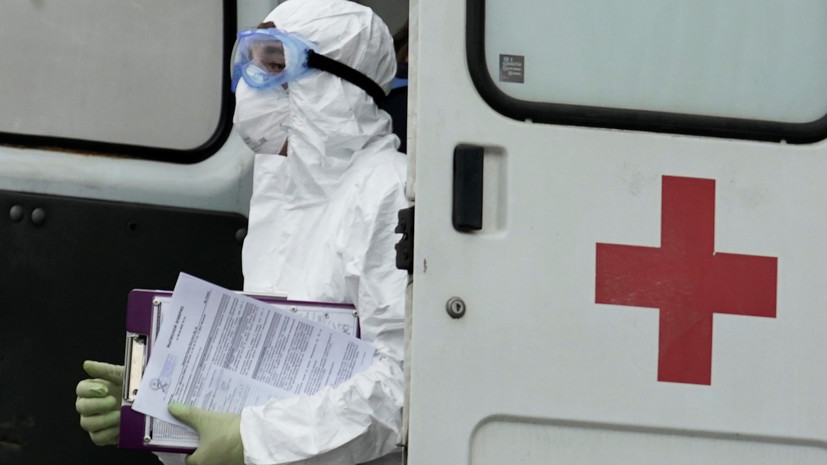 В России за сутки умерли 113 человек с коронавирусом