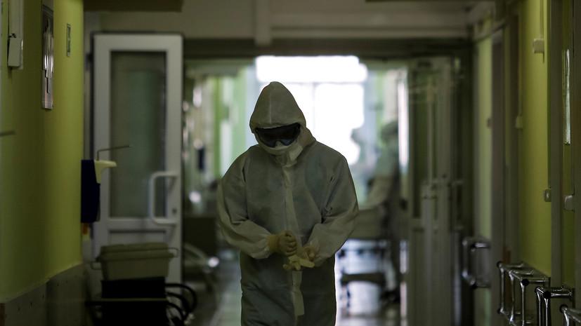 Число тестов превысило 6,4 млн: в России выявлено более 10 тысяч новых случаев COVID-19
