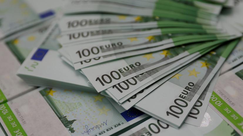 Валютная оттепель: курс евро впервые с начала марта опустился ниже 79 рублей