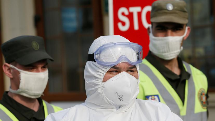 В Киеве собираются проверить на коронавирус все интернаты