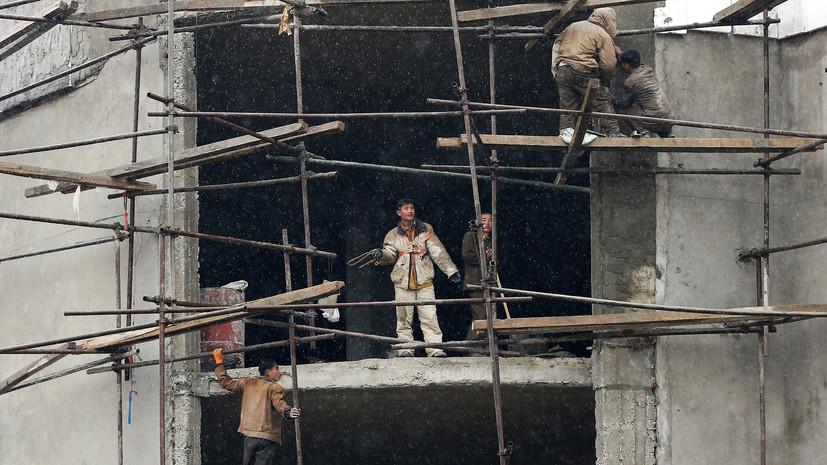 В КНДР на месте строительства больницы нашли 50 неразорвавшихся бомб
