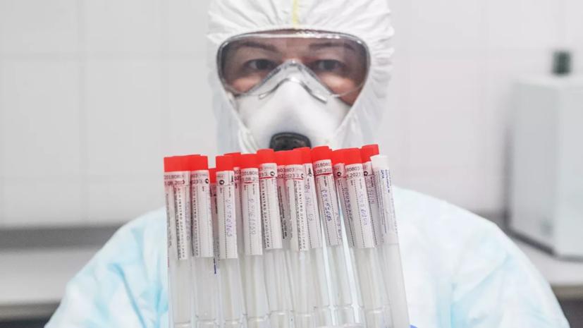 В России за сутки выявили 9200 случаев заболевания коронавирусом