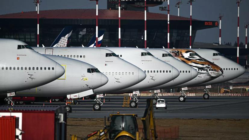 В Минтрансе выразили надежду на открытие международных авиарейсов летом