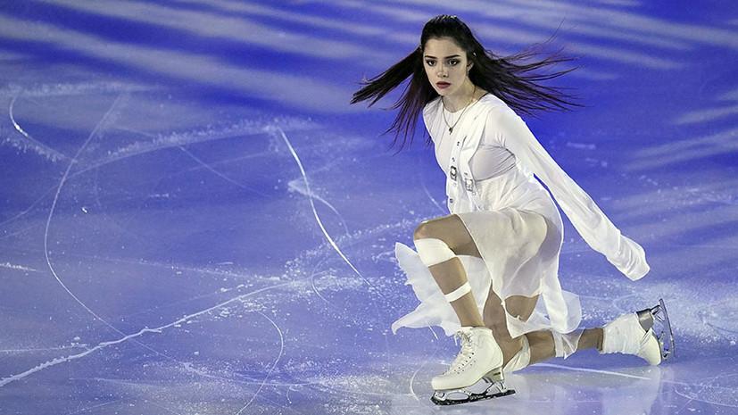 Уход от Тутберидзе, тренировки с Орсером и травма в олимпийском сезоне: о чём Медведева рассказала своим болельщикам