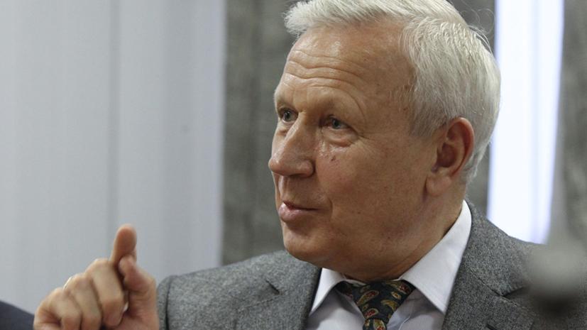 Колосков прокомментировал решение кабмина разрешить легионерам вернуться в Россию