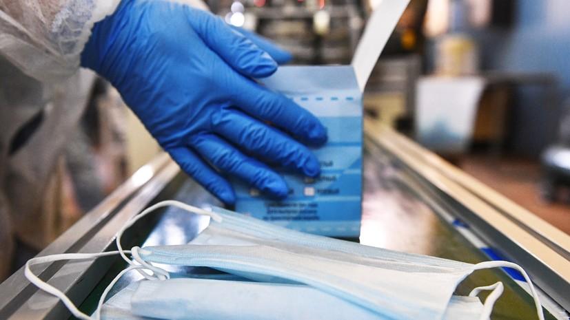 Мясников рассказал о мерах индивидуальной защиты от коронавируса