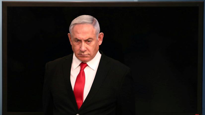 Путин направил Нетаньяху телеграмму