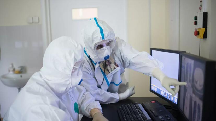 Аналитики создали две модели распространения коронавируса в России