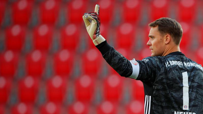 Румменигге уверен, что Нойер продлит контракт с «Баварией»