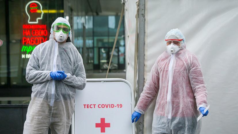 В России провели более 7,1 млн тестов на коронавирус
