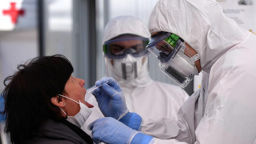 Власти Германии отрицают возможность обязательной вакцинации от COVID-19