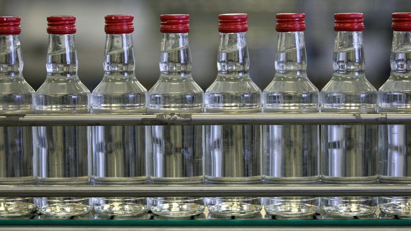 «Союзплодоимпорт» обжалует арест в Нидерландах брендов водки