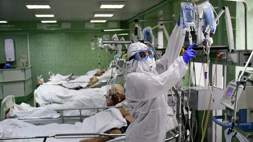 В Дагестане 60% больных коронавирусом находятся в тяжёлом состоянии