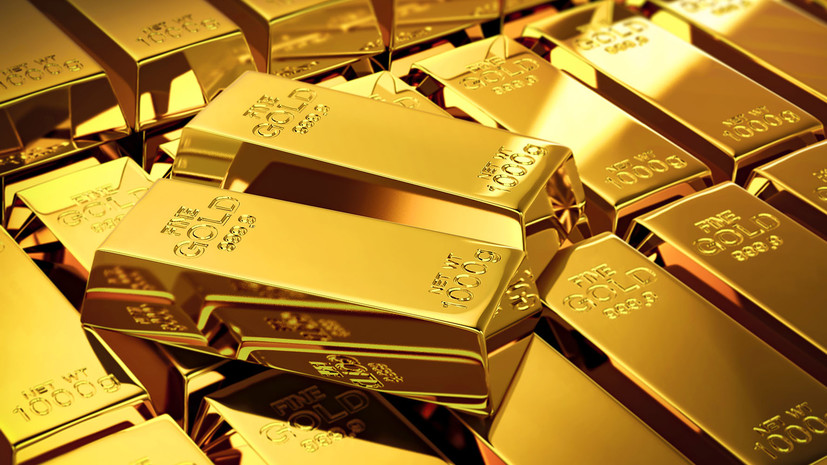 Выгодный металл: как коронавирус повлиял на доходность золота и гособлигаций США