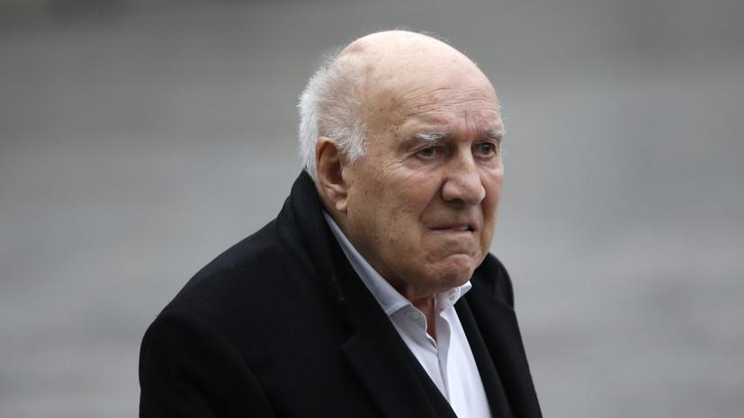 Актёр Мишель Пикколи умер в возрасте 94 лет