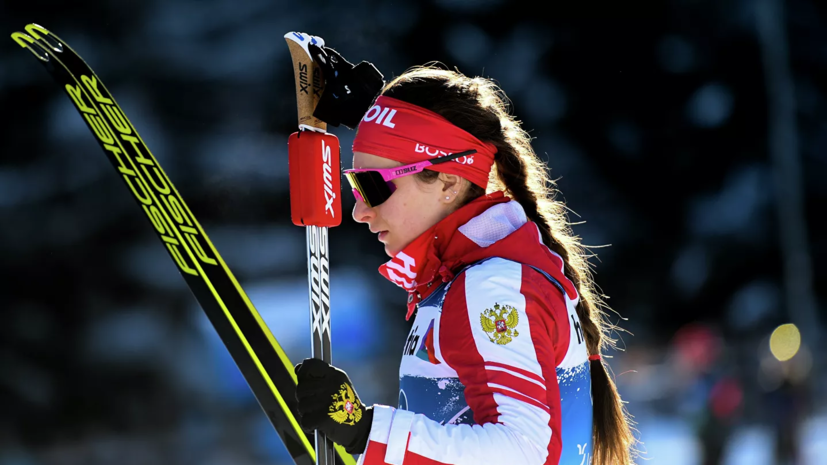 Лыжница Непряева рассказала, как относится к Губерниеву