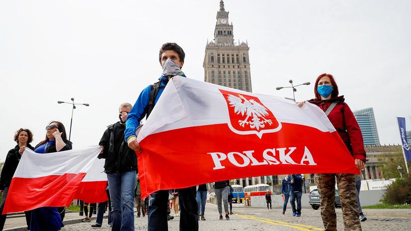 Власти Польши считают 28 июня крайним сроком президентских выборов