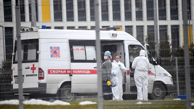 За сутки в России выявлено 9263 случая коронавируса