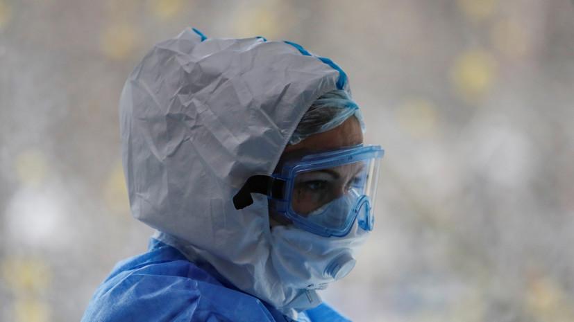 В Москве назвали число пациентов с коронавирусом в тяжёлом состоянии