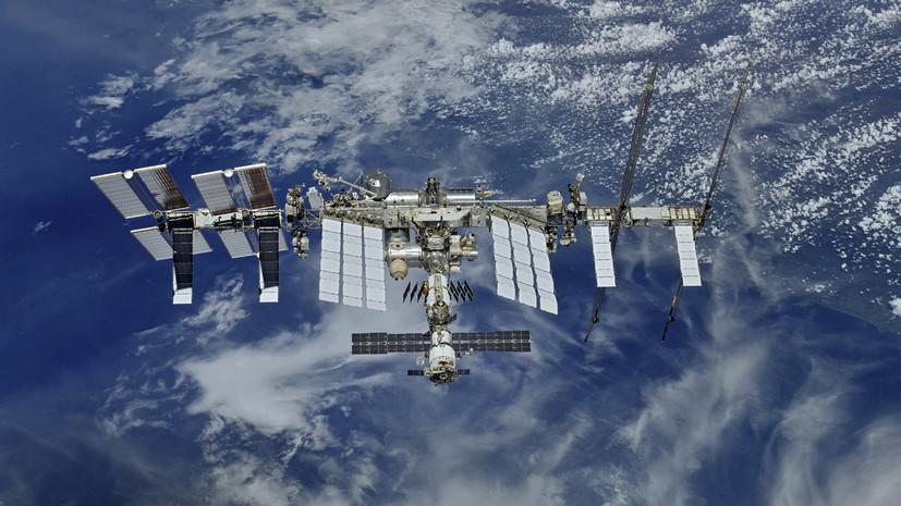 «Роскосмос» сообщил о повышении концентрации бензола на МКС