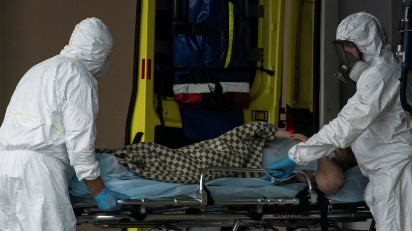 Общее число случаев коронавируса в России превысило 300 тысяч