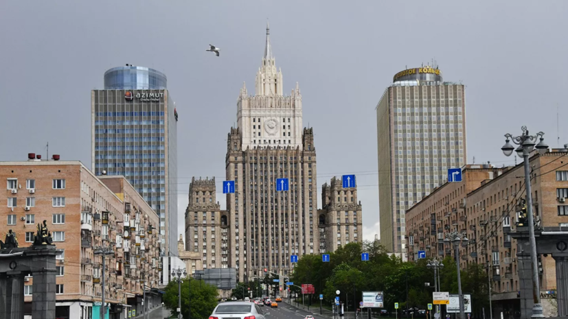 МИД России оценил год президентства Зеленского