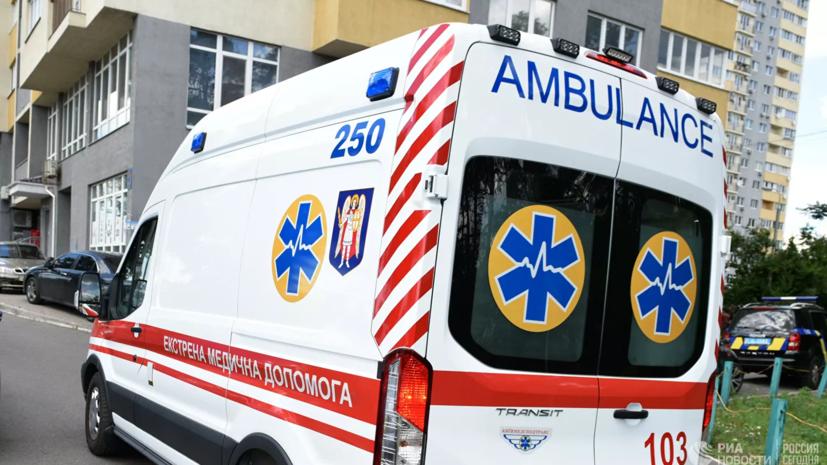 На Украине выявлена вспышка коронавируса в интернате