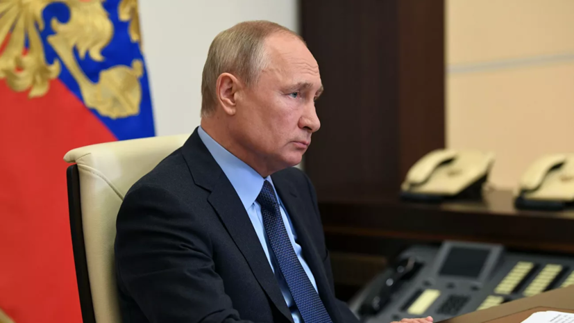 Путин поддержал планы Минниханова бороться за пост главы Татарстана