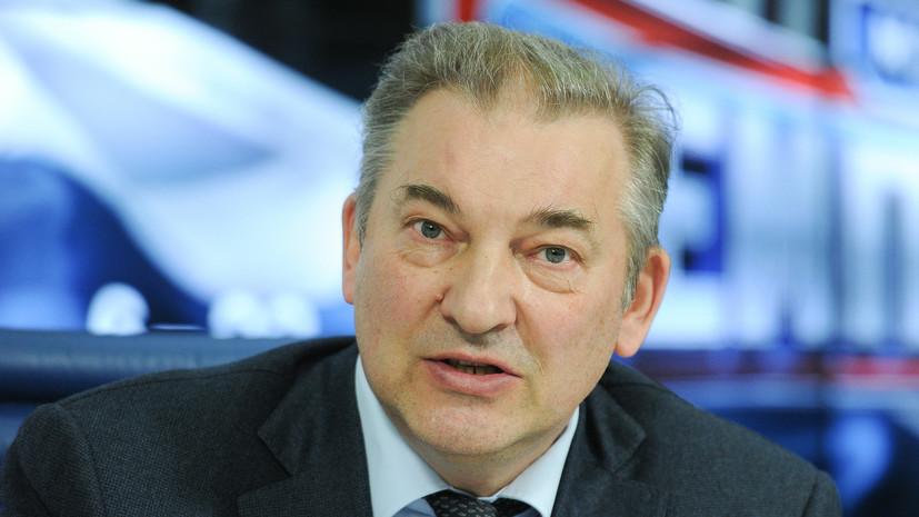 Третьяк рассказал о разговоре с Путиным о хоккее — РТ на русском