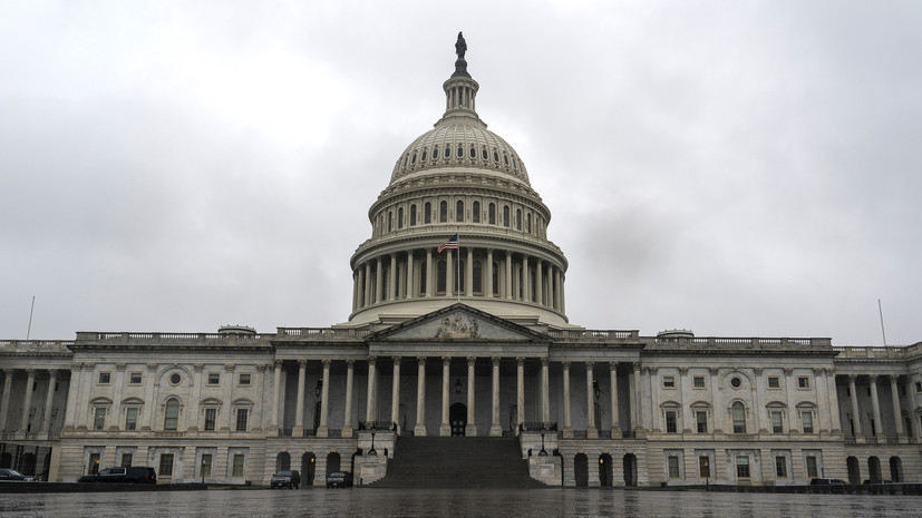 Убыточный период: в США спрогнозировали падение ВВП страны почти на 38% во II квартале 2020 года