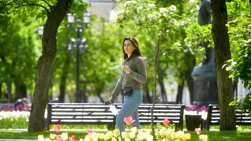 В Гидрометцентре назвали сроки возвращения тёплой погоды в Москву