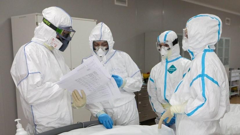 За сутки после коронавируса в России выписаны 7289 человек