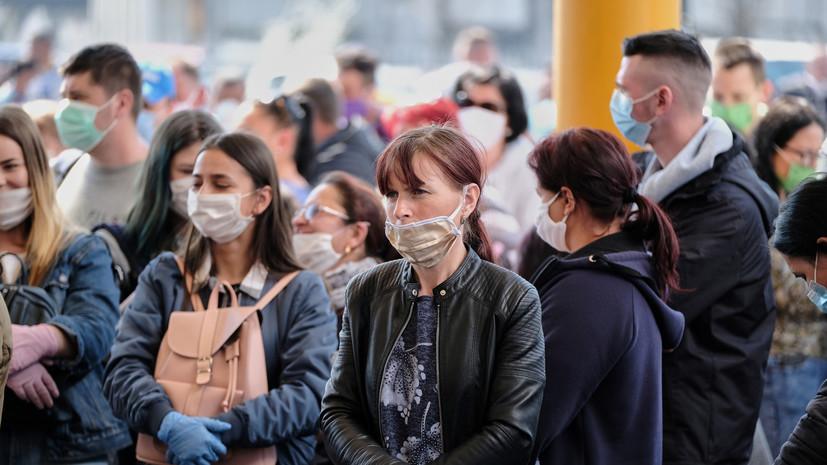 За сутки в Румынии выявили почти 200 новых случаев коронавируса