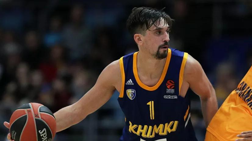 Агент не исключил перехода Шведа в клуб НБА