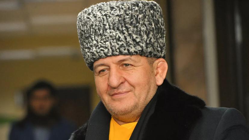 Гаджиев рассказал о состоянии Абдулманапа Нурмагомедова