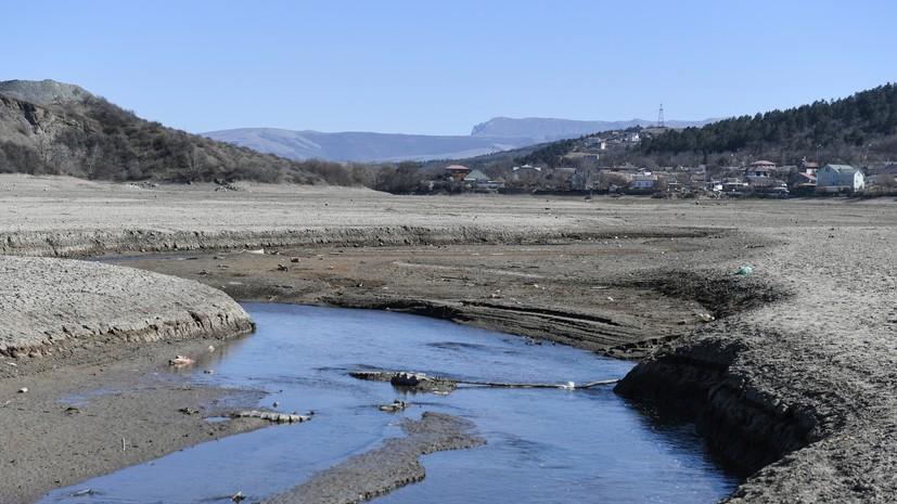 В Крыму призвали ООН обратить внимание на водную блокаду полуострова