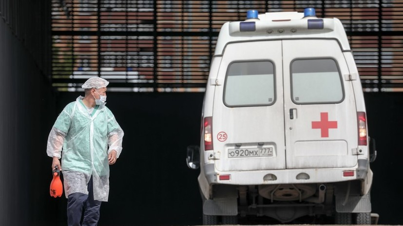 В Москве скончались ещё 73 пациента с коронавирусом