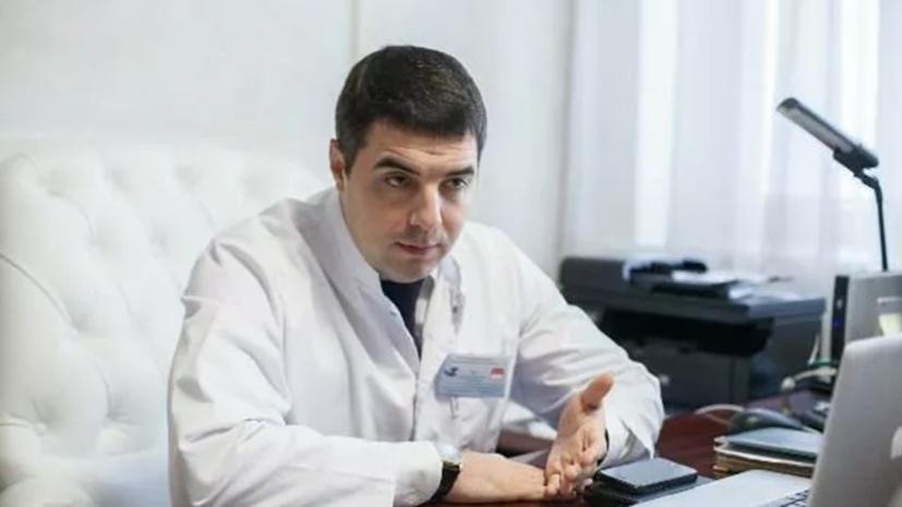 В Тульской области оценили ситуацию с медсестрой в прозрачном костюме