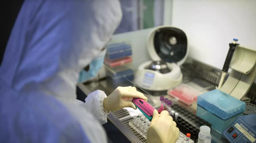 В России за сутки коронавирус выявили у 8894 человек