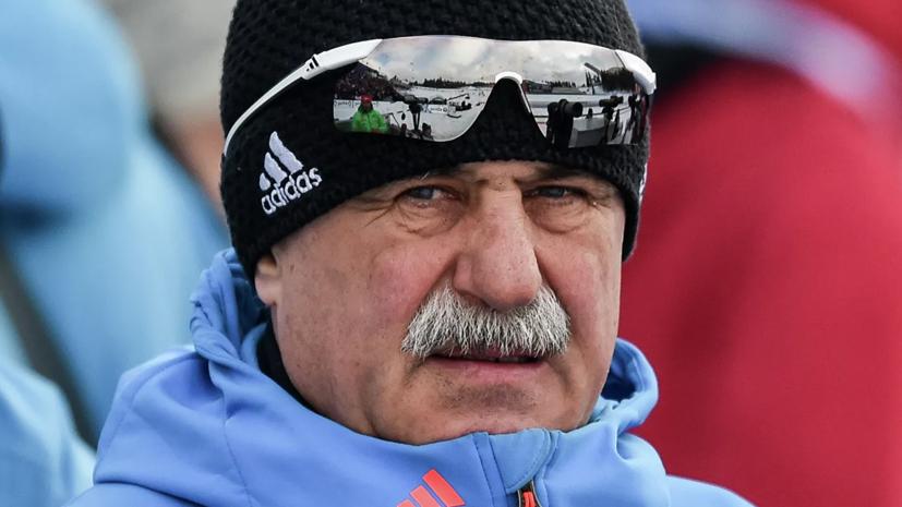 Касперович заявил, что Норицын думал об уходе из сборной России во время ЧМ