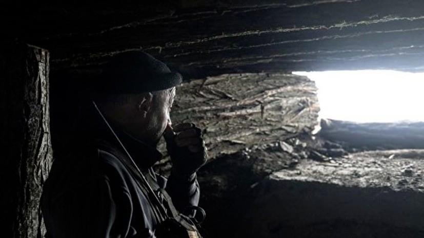 Подразделения ДНР вывели в районы боевого предназначения