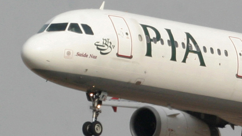 В Пакистане заявили об отсутствии выживших при крушении самолёта