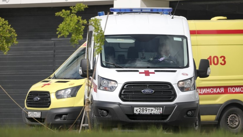 В Москве умерли 67 пациентов с коронавирусом