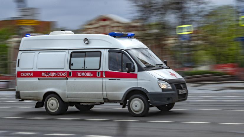 При пожаре в больнице в Зеленодольске погибли два человека
