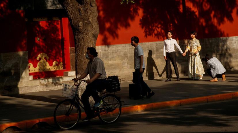 В КНР за сутки впервые не выявлено случаев заболевания коронавирусом