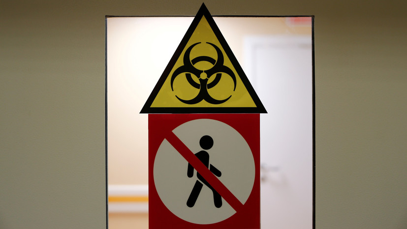 Число случаев заболевания коронавирусом в Приморье достигло 1595