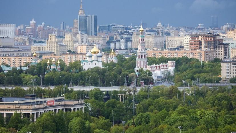 Роспотребнадзор рассказал о проверках функционирующих объектов Москвы