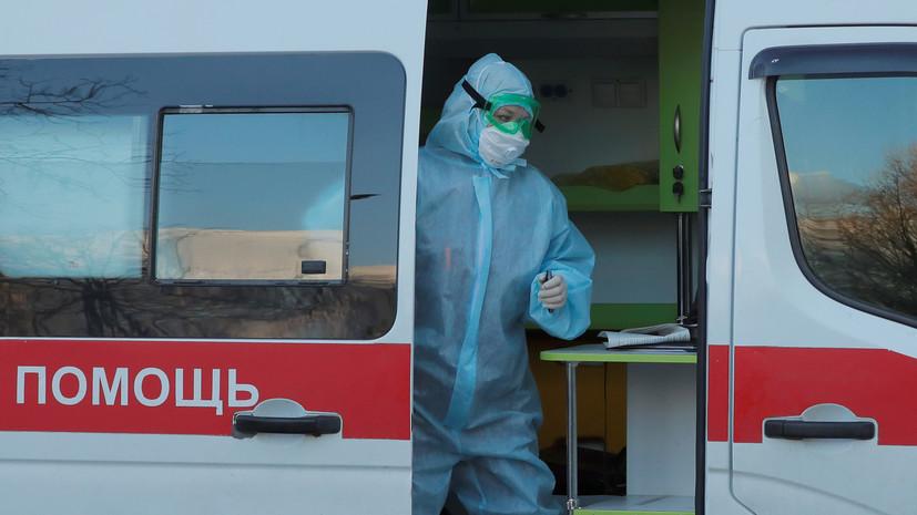 Число выявленных случаев коронавируса в Белоруссии превысило 35 тысяч