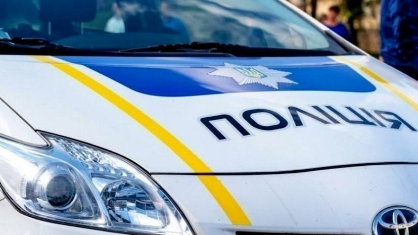 Полиция проверяет информацию о взрыве в Киеве возле офиса Медведчука